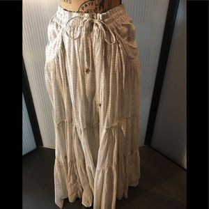 Free People festival skirt. Could be a dress too!